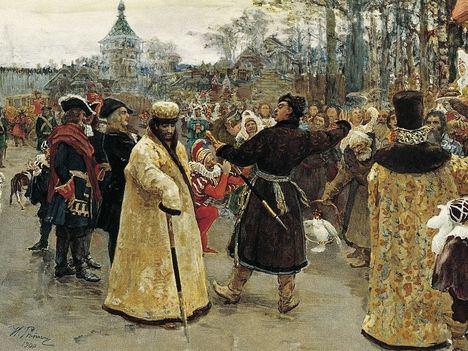 La Rusia imperial y nuestro día a día