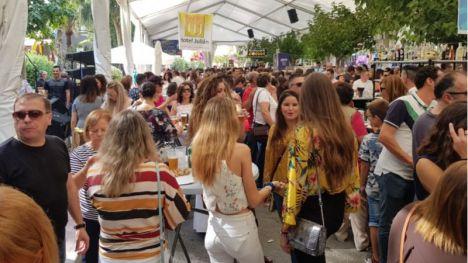 Los hosteleros de Alhama vuelven a la Feria de Día