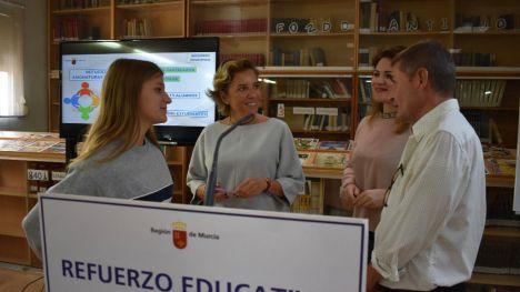La consejera de Educación, Juventud y Deportes, Adela Martínez-Cachá, en una foto de archivo