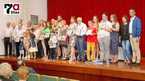 VÍDEO y FOTOS Éstos son los ganadores de la 51ª Muestra de Uva