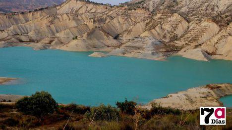 Aumentan en 12 Hm3 las reservas en la cuenca del Segura