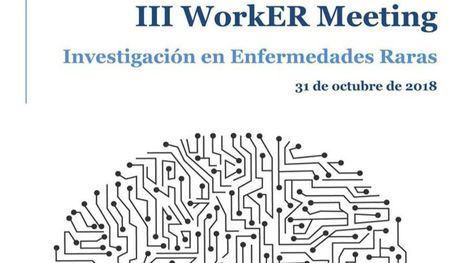 La Asociación D'Genes organiza el III WorkER Meeting Investigación
