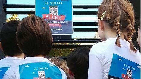 Niños de El Cañarico y La Costera corren ante la leucemia infantil