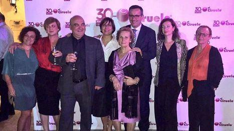 Diego Conesa, en el XXX aniversario de la empresa El Ciruelo