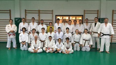 Alhama se convierte en la capital regional de las artes marciales
