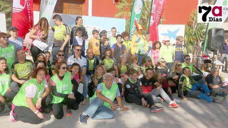 FOTOS La Alhama Trail finaliza con la fiesta de trofeos y homenajes