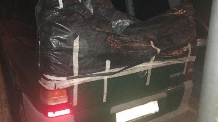 La Policía de Cieza recupera una furgoneta robada en Alhama