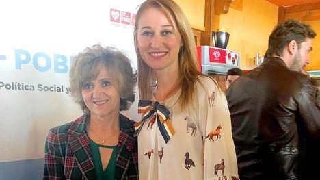 La alcaldesa traslada a la ministra de Sanidad iniciativas de Alhama