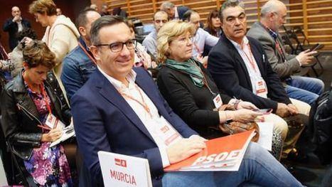 VÍD. Conesa, ratificado como candidato a la Presidencia de Murcia