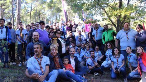Inauguración de la recuperada casa forestal Fuente Rubeos