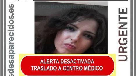 Localizada la joven de 21 años desaparecida el día 7