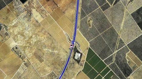 Muere un motorista en un accidente en la A-7 a su paso por Alhama