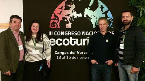 Sierra Espuña, modelo sostenibilidad en el III Congr. de Ecoturismo