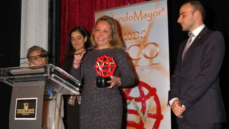 MundoMayor premia la iniciativa 'La calle de mis abuelos' de ElPozo