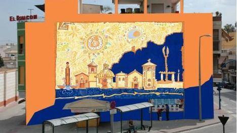 VÍDEO El mural de M. Valverde deberá seguir esperando ubicación