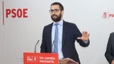 El PSOE llama a López Miras 'mentiroso' por el asunto del trasvase