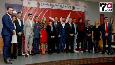 FOTOS Alhama acoge la fiesta anual del atletismo murciano