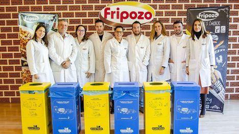 Fripozo colabora con Ecoembes en la recogida selectiva de envases de papel-cartón, plástico, latas y briks
