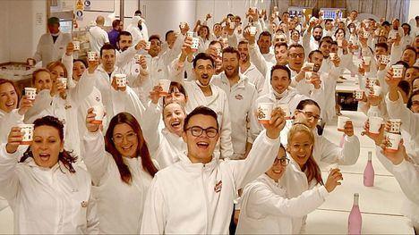 ElPozo Alimentación felicita la Navidad con todos sus empleados