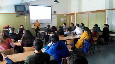 Los jóvenes presentan 68 propuestas a los Presup. Participativos