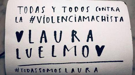 Minuto de silencio antes del Pleno por la muerte de Laura Luelmo