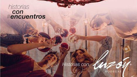 VÍDEO Luzón quiere unir personas y emociones con el mundo del vino