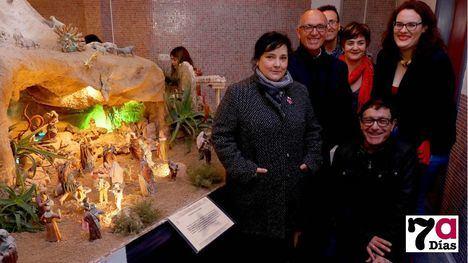 FOTOS Librilla inaugura su espectacular Belén Municipal