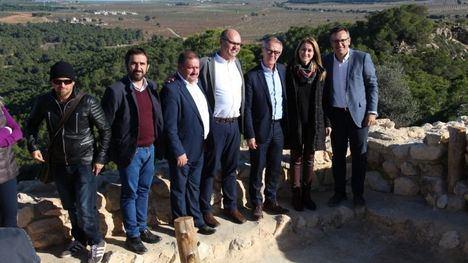 VÍDEO Resumen de la visita de José Guirao a Alhama, Pliego y Totana