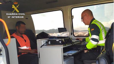 Transportaba gasoil de Totana a Águilas bajo el efecto de la cocaína