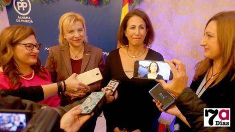 VÍDEO Los populares afrontan con 'ilusión' la carrera electoral