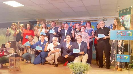 La VI Gala Premios AELIP reunió a tres centenares de personas
