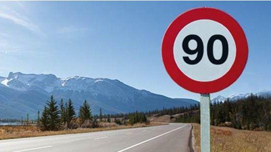 Nuevos límites de velocidad para reducir los accidentes