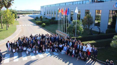 VÍDEO Estudiantes de Alhama comparten su vocación con P. Duque