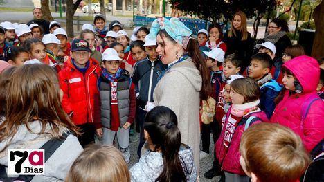 FOTOS Concluyen las excursiones iniciales de Conectando Pedanías