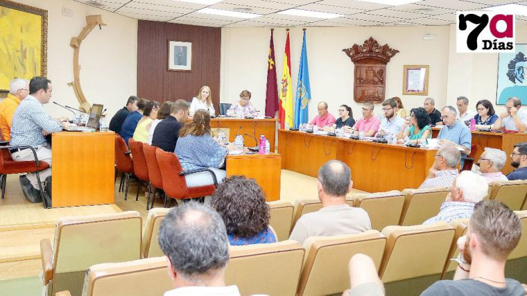 El Pleno aprobará el sellado de pozos ubicados en Alhama