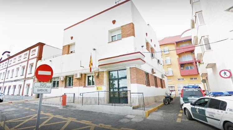 Guardia Civil investiga el robo violento en una casa de Alhama