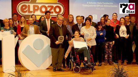 La Fundación de Trabajadores de ElPozo celebra sus 10 años