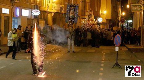 VÍDEO La Candelaria aguarda en San Lázaro para su Romería