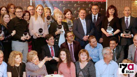 FOTOS D'Genes premia en su gala anual la solidaridad de Alhama
