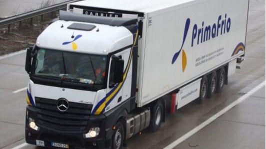 Un menor viaja en los bajos de un camión desde Cádiz a Alhama