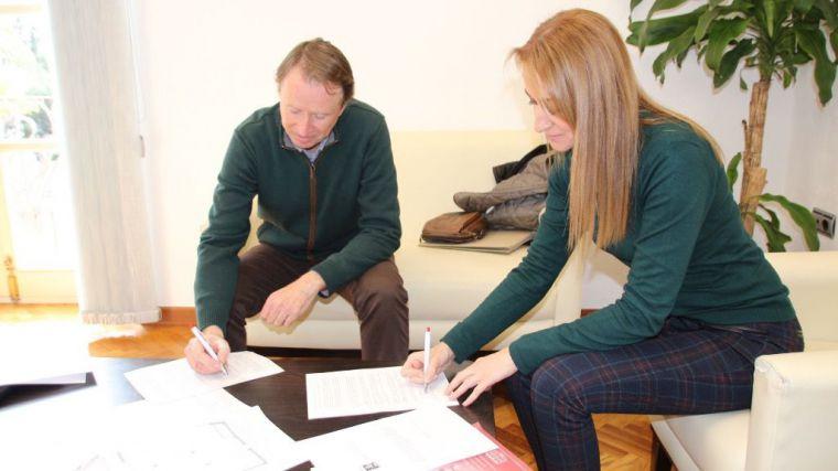 Ayuntamiento y Circulo firman un convenio para un espacio joven
