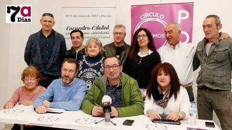 VÍDEO Podemos Alhama encara ya la carrera electoral