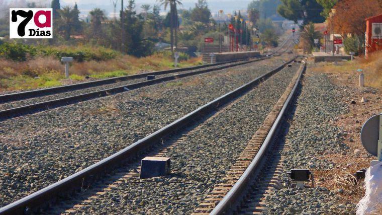 La circulación de trenes se interrumpe hasta el 23 de febrero