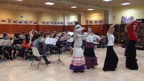 VÍDEO Así ensayan para el concierto del día 17 en el 'Víctor Villegas'