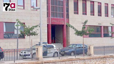 Juzgados de Totana, donde inicialmente se juzgó el caso en 2014