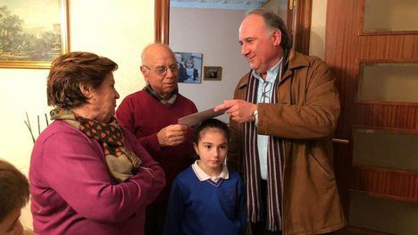Antonio López Mendoza, Hermano Mayor de la Semana Santa 2019
