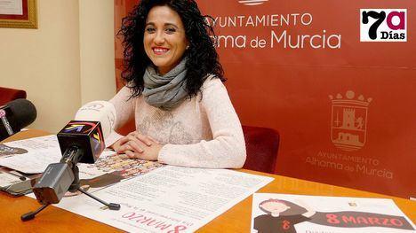 VÍDEO Exposiciones, teatro y Premio Violeta por el Día de la Mujer