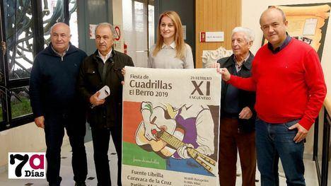 Renovado el convenio con la Cuadrilla de El Berro por 3.500 euros