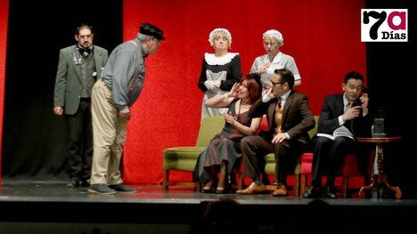 VÍDEO Hilarante final para el VIII Certamen de Teatro Amateur