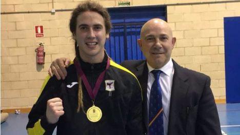 Diego Guirao gana el Campeonato Regional de Kárate